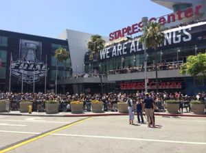 Staple Center - LA Kings