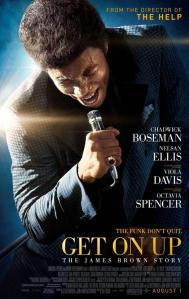 Get On Up Movie Poster