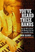 Cover for Don's book. A must-read for fans of the Wall of Sound.