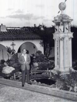 Barrymore garden
