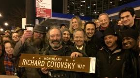 Richard Cotovsky Way